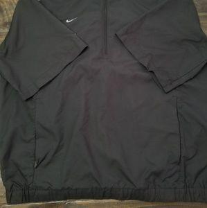 Nike Shirts - Mens Nike Golf Quarter Zip L